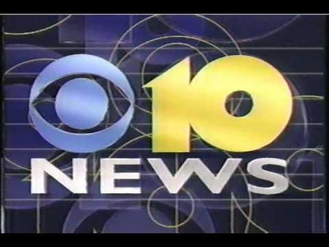 Wcau 1993 Channel 10 News At 11 Youtube