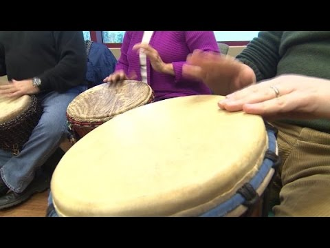 Benefits of Drumming Therapy