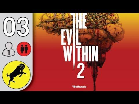 The Evil Within 2 (PC) - EP03 - Alla ricerca di Lily
