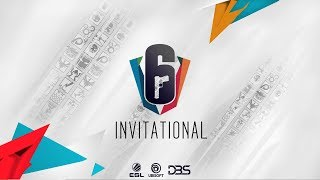 Rainbow 6: Осада — Отборочные на Six Invitational | Team Requiem vs Room Factory