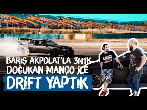 DOĞUKAN MANÇO ile DRIFT YAPTIK - Barış Akpolat'la 3N1K