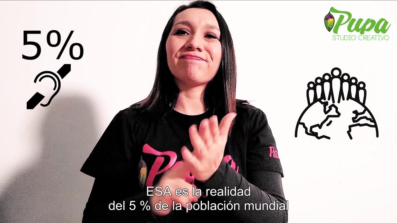 Campaña #SEAMOSACCESIBLES de Pupa Studio Creativo. Capítulo 3: #SUBTITULA