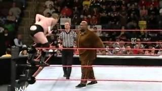 Trevor Murdoch vs Viscera - Heat, 15 January 2006