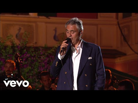 Andrea Bocelli - Perfidia - Live / 2012