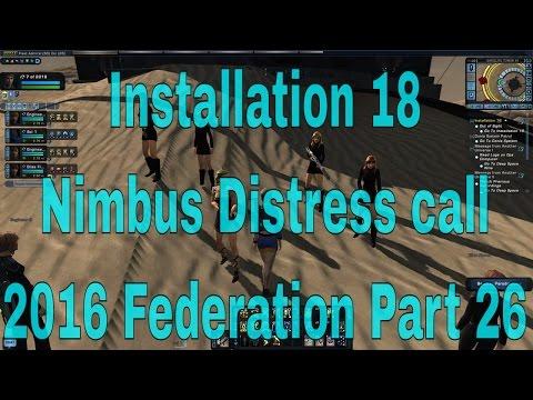 Installation 18 - Nimbus Distress call - 2016 Federation Part 26 - Star Trek Online