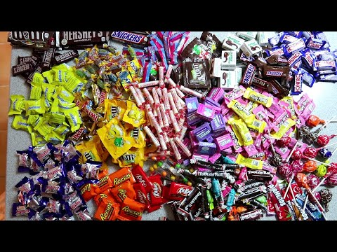 Scottro - Halloween Candy Challenge