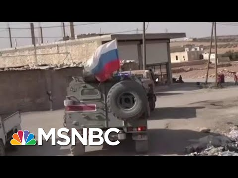 Trump Helps Putin Tick Through Russia's World Affairs Wish List | Rachel Maddow | MSNBC