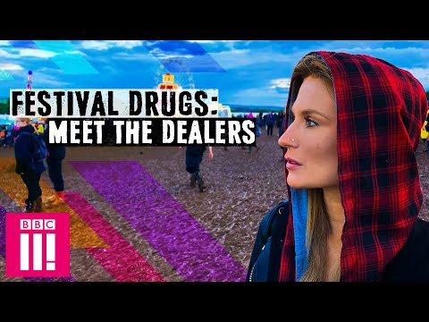 Festival Drugs: Meet The Dealers | Full Episode