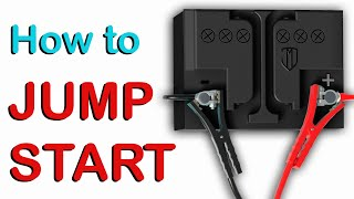 How to JUMP START a CAR  | Easy Way to Remember
