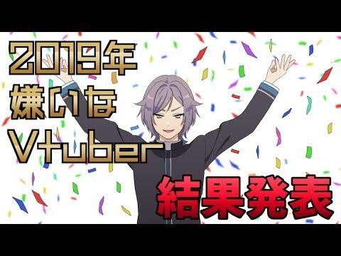Download 「ENG」2019,Most Hated Vtuber Ranking Result「Narukami Sabaki」