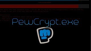 PewCrypt | The PewDiePie VS T-Series Ransomware
