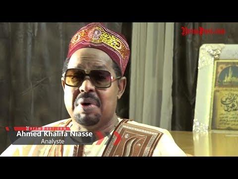 Ahmed Khalifa Niasse « Les wolofs sont tous des…