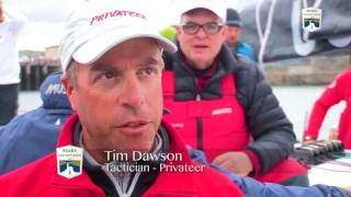 Rolex Fastnet Race 2017 - IRC Z Class Winners Privateer