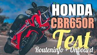 Honda CBR 650 R Der Test zum A2 Bike!