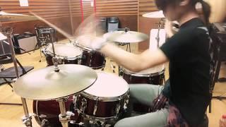 【叩いてみた】BABYMETAL / ヤバッ!(YAVA!) Drum Cover