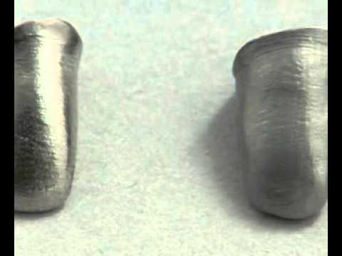 Литая металлическая коронка