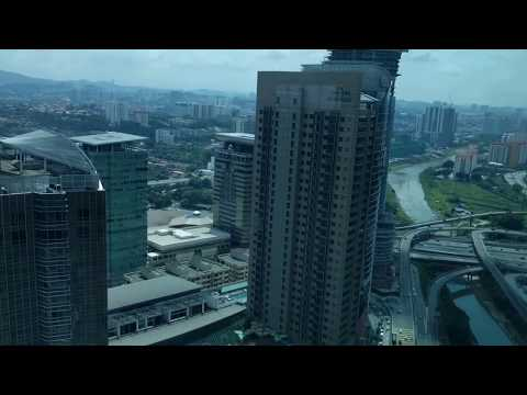 KL Eco City Strata Penthouse Full Floor