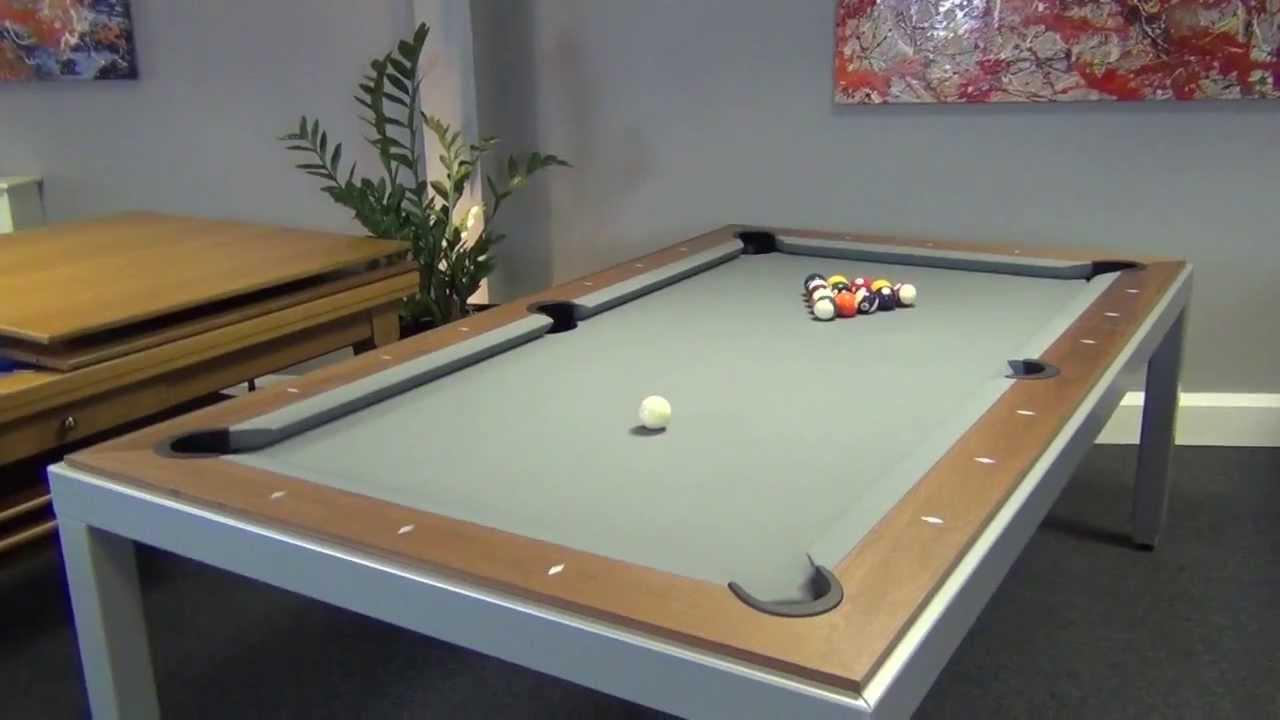 Aramith Fusion Pool Table Youtube