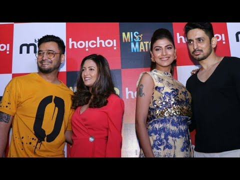 Mismatch 2 Cast Announcement | Comedy Web-series | Mainak | Rachel |  Rajdeep | Riya | Hoichoi
