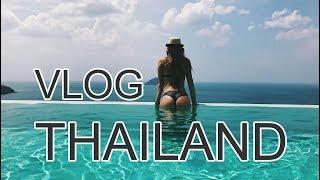 Таиланд. Пляжи острова Панган. Цены на Еду, жилье и аренда байка. Thailand Phangan island
