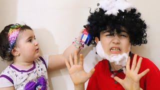Celina And Hasouna - The magic stick - سيلينا وحسونة عصا سحرية
