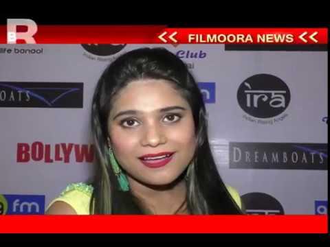 Jyotica Tangri-With Rajesh Roshan & Actor Biswajeet At IRA WOMEN BAND Successful Function In Mumbai