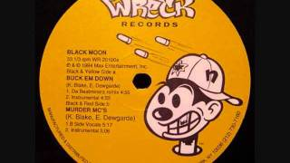 Black Moon - Buck Em Down Instrumental