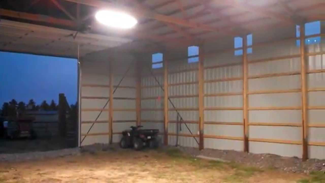 Lights Led Barn