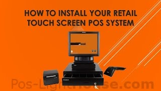 How to install your retail touch screen pos system from: https://pos-lighthouse.com/ step by guide, drivers download links.+ installation, software trai...
