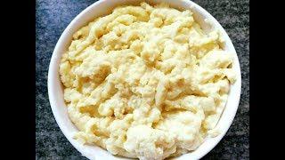 ऐसे बनाये दूध से मावा या खोया | How to Make Mawa or Khoya at Home From Milk | Homemade Khoya or Mawa