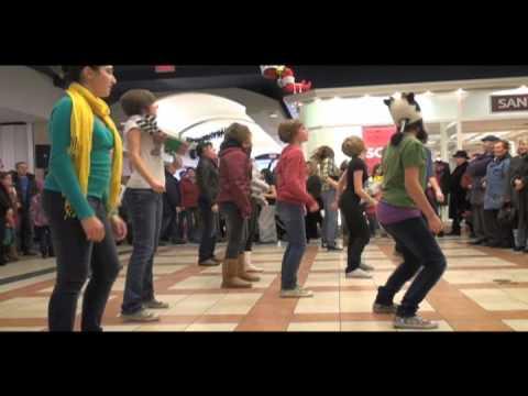 Flashmob - Les Galeries de Granby