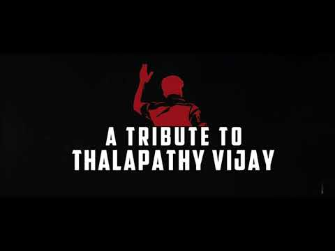 THALAPATHY VIJAY 44th BIRTHDAY MASHUP 2018