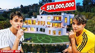 Inside Dobre Brothers New $37million Mansion