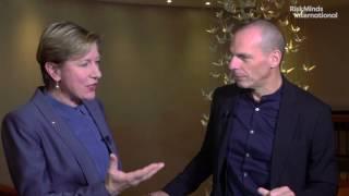 Yanis Varoufakis: Post-Brexit and U.S. election landscape