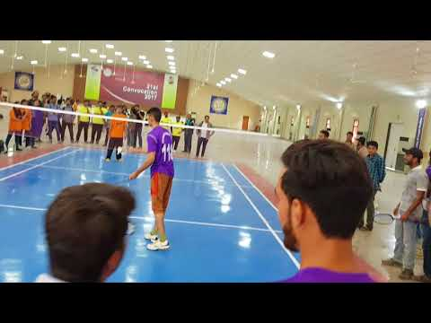 Abdul Aziz hamdard university karachi / Sport week  2017