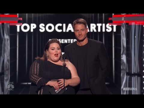 BTS WINS TOP SOCIAL AWARD AT BBMA'S 2018