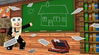 Ich eröffne die Minecraft Bau Schule!