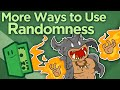 More Ways to Use Randomness - What is the Goal of RNG? - Extra Credits