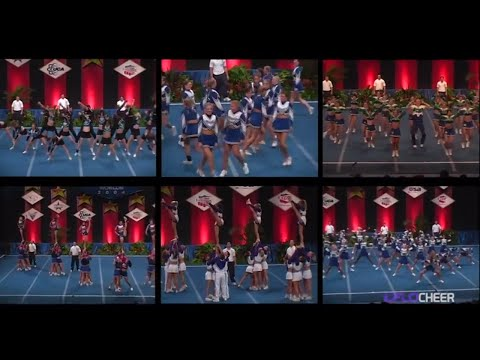 What Was The Very First Cheerleading Worlds Like?