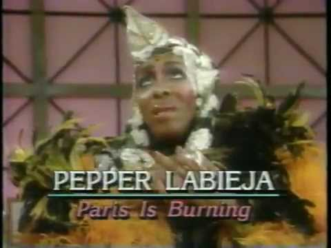 Paris is Burning cast on The Joan Rivers Show: Part One