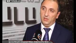 «Առանցքում» Հարցազրույց Կարեն Թումանյանի հետ