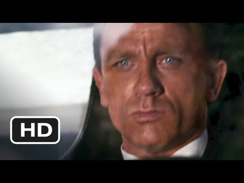 Quantum of Solace Movie CLIP - Car Chase (2008) HD