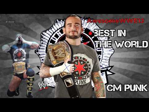 WWE: 2012 [Official] ☆Cm Punk☆ Thème Cult Of Personality With Download Link !