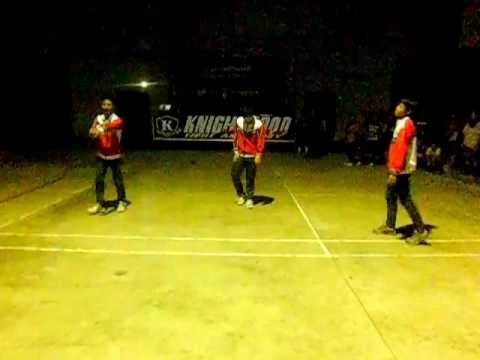 Instant Shuffle Perform At Event Sound Of West Tangerang