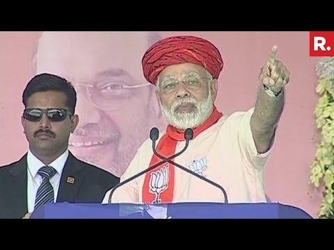 PM Narendra Modi In Morbi - Full Speech