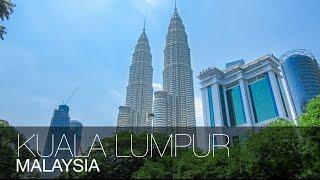 MIXING GREEN WITH SKYSCRAPERS!! | Kuala Lumpur, Malaysia