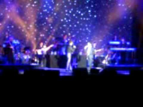 John Barrowman and Daniel Boys - I know him so well (plymouth pavilions)