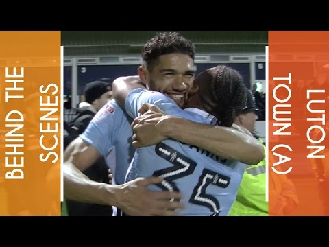 Behind The Scenes | Luton Town (A)