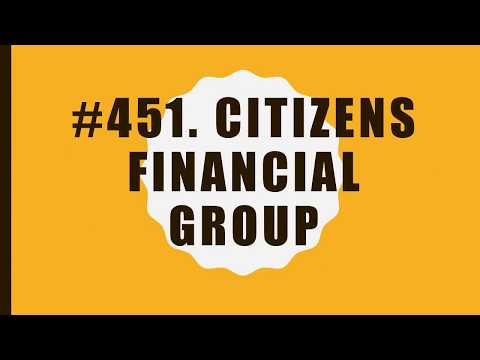 #451 Citizens Financial Group|10 Facts|Fortune 500|Top companies in United States