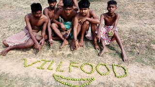 Amazing Indian village huge fresh fruit collect and recipe by villfood boys